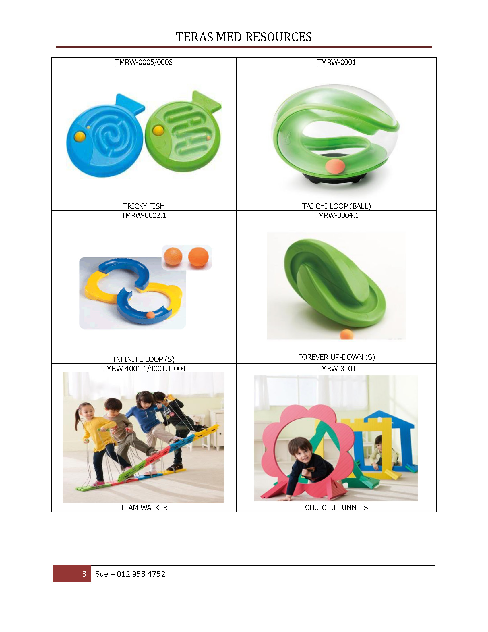Physical Movement Amp Cognitive Development Equipment